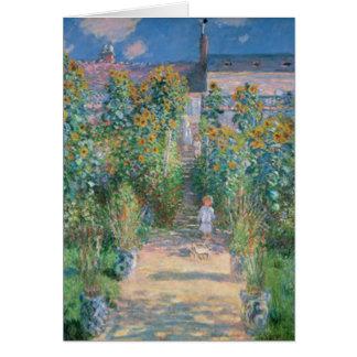 Claude Monet Kaart