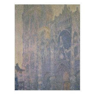 Claude Monet | Kathedraal van Rouen, Harmonie in Briefkaart