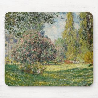 Claude Monet - Landschap: Parc Monceau Muismatten
