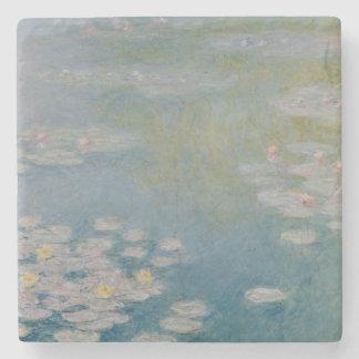 Claude Monet | Nympheas in Giverny, 1908 Stenen Onderzetter