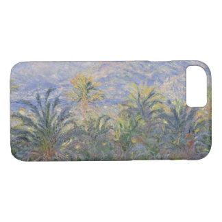 Claude Monet - Palmen in Bordighera iPhone 8/7 Hoesje