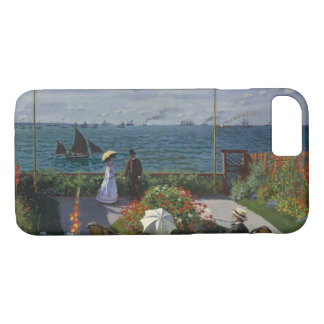 Claude Monet - Tuin in sainte-Adresse iPhone 8/7 Hoesje