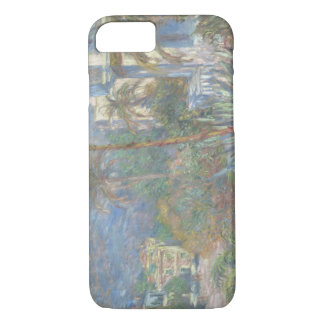 Claude Monet - Villa's in Bordighera iPhone 7 Hoesje