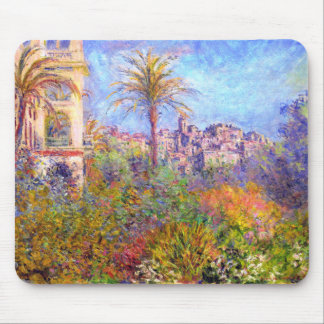 Claude Monet: Villa's in Bordighera Muismatten