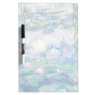 CLAUDE MONET - Waterlelies Whiteboards