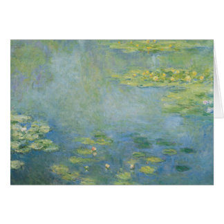 Claude Monet - Waterlilies Briefkaarten 0
