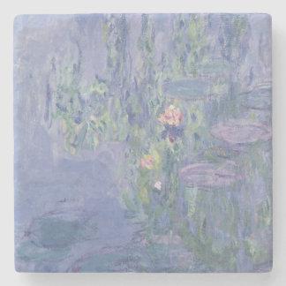 Claude Monet | Waterlilies Stenen Onderzetter