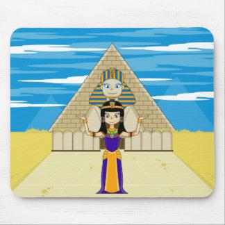 Cleopatra & Grote Sfinx van Giza Muismat