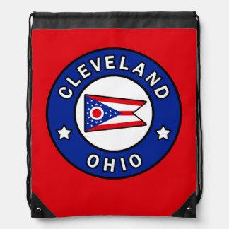 Cleveland Ohio Trekkoord Rugzakje