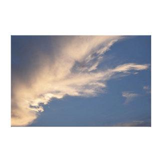 CloudsCanvas Canvas Afdrukken