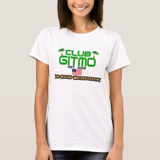 Club Gitmo T Shirt