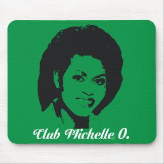 Club Michelle O. Mousepad In Groene Hoed Muismat