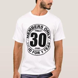 Club tot slot 30 t shirt