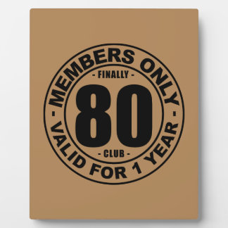 Club tot slot 80 fotoplaten
