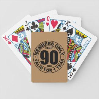 Club tot slot 90 pak kaarten