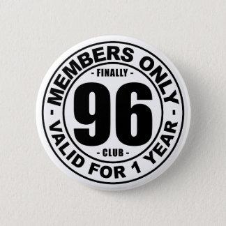 Club tot slot 96 ronde button 5,7 cm