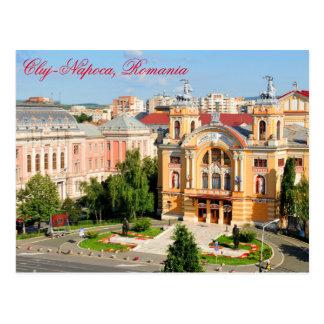 Cluj-Napoca, Roemenië Briefkaart