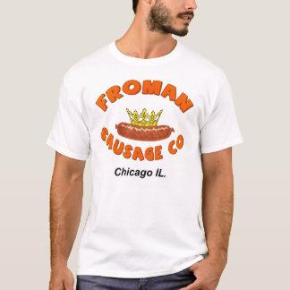 Co van de Worst van Froman van Abe T Shirt