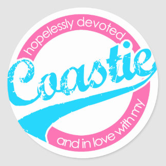 COASTIE STICKER