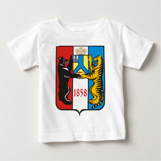 Coat_of_Arms_of_Khabarovsk Baby T Shirts