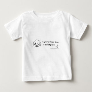 cockapoo baby t shirts