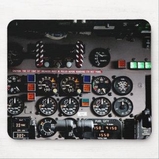 Cockpit Muismat