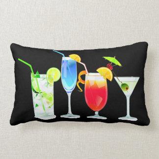 Cocktails Lumbar Kussen