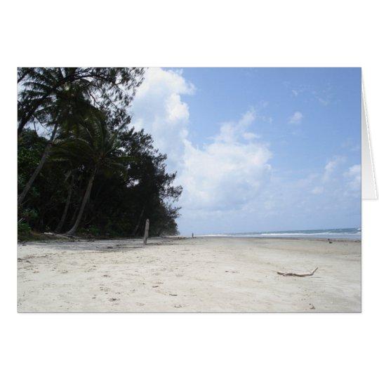 Coconut Beach Briefkaarten 0
