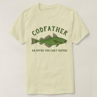 Codfather T Shirt
