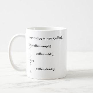 //Coding// Koffiemok