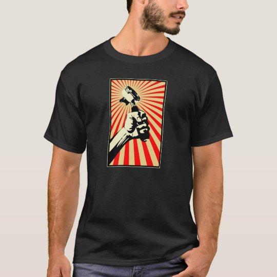 Coffee Revolution - Barista Designs T Shirt