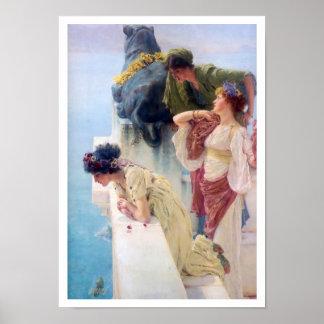 Coign van voordeel, Poster 1895