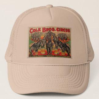 Cole Bros. Circus Trucker Pet
