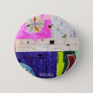collage_flower_button ronde button 5,7 cm