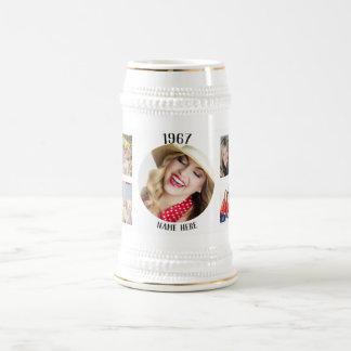 Collage Instagram van de Foto van het jaar Bierpul