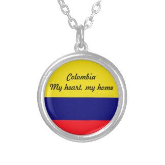 Colombia Zilver Vergulden Ketting