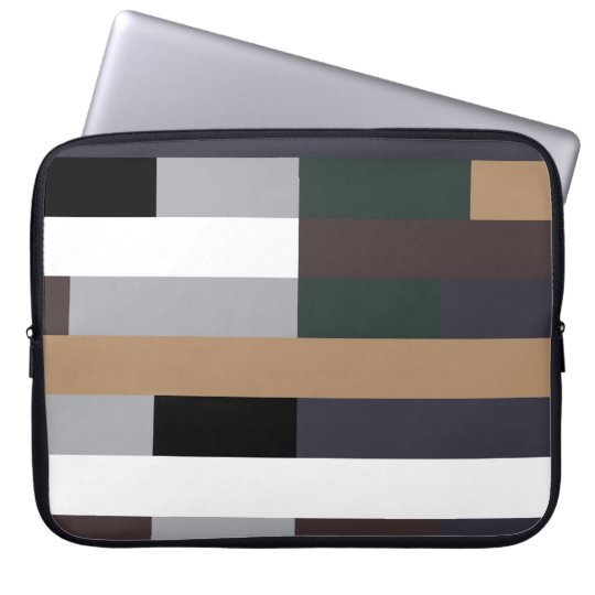Color Rectangles Computer Sleeve