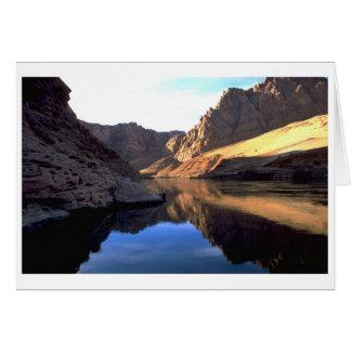 Colorado bij Zonsopgang Wenskaart