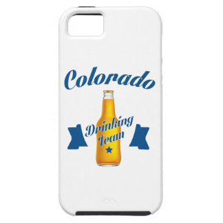 Colorado die team drink tough iPhone 5 hoesje