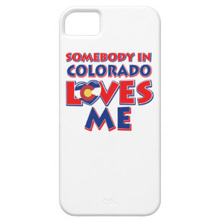 Colorado Liefde Barely There iPhone 5 Hoesje