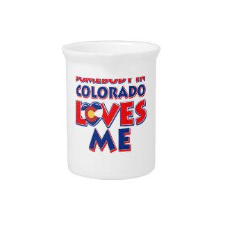 Colorado Liefde Pitcher