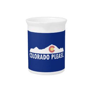 Colorado tevreden pitcher