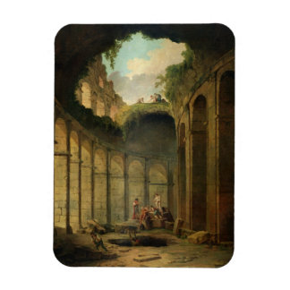Colosseum, Rome (olie op canvas) Magneet