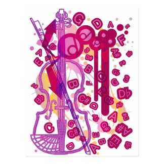 Colour_Me_Pop Briefkaart