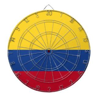 Columbiaanse vlag dartbord