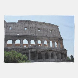 Colusseum, Rome, Italië Theedoek