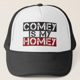 Comey is Mijn Homie Trucker Pet