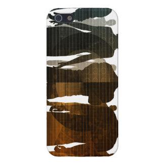 Commercieel Team van Beroeps die Carrière iPhone 5 Hoesje