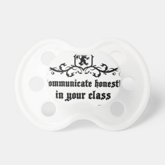 Communiceer eerlijk in Uw Klasse Fopspeentjes