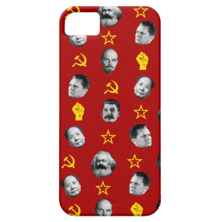 Communistische Leiders Barely There iPhone 5 Hoesje